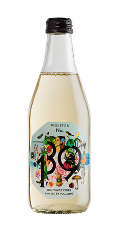 Wölffer No. 139 Dry White Cider