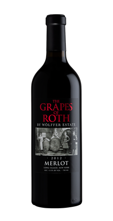 The Grapes of Roth Merlot 2015 Image