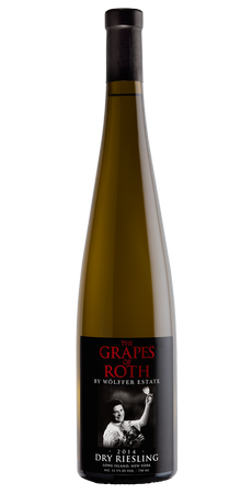 The Grapes of Roth Dry Riesling 2015