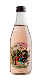 Wölffer No. 139 Dry Rosé Cider (12 bottles)