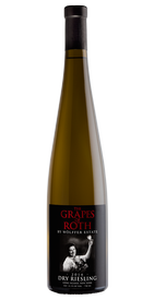 The Grapes of Roth Dry Riesling 2016