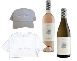 Wine Stand Gift Box Summer in Style