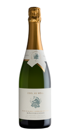 Cool as Well Brut Sparkling Blanc de Blanc 2013